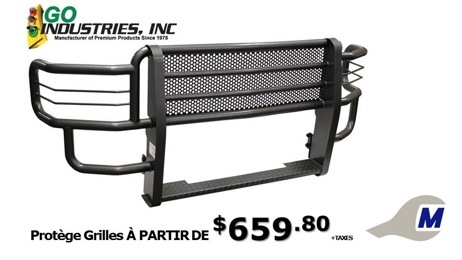 go industries bull bar